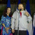 Ortega, ahora con su esposa, consigue su tercer mandato consecutivo