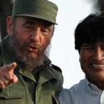 Bolivia: Evo Morales viaja a La Habana para el último adiós a Fidel Castro