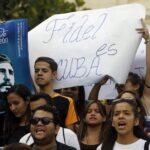 Fidel Castro: Plétora de salvas de artillería despedirá a líder cubano
