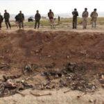 Mosul: Descubren fosa común con restos de cien civiles decapitados