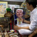 El apoyo a Trump saca del anonimato a un grupo de la extrema derecha india