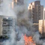 Israel: Miles de evacuados por incendios deliberados en edificios y casas (VIDEO)