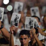 Más de seis millones han jurado lealtad a las ideas de Fidel Castro en Cuba