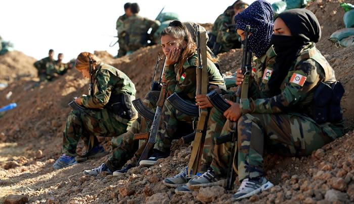 Líder del Estado Islámico llama a sus combatientes a resistir en Mosul