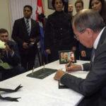 Canciller ruso: Fidel Castro garantizó la moral que nos falta tanto ahora