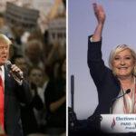 Francia: Le Pen dice que victoria de Trump es principio de un nuevo mundo