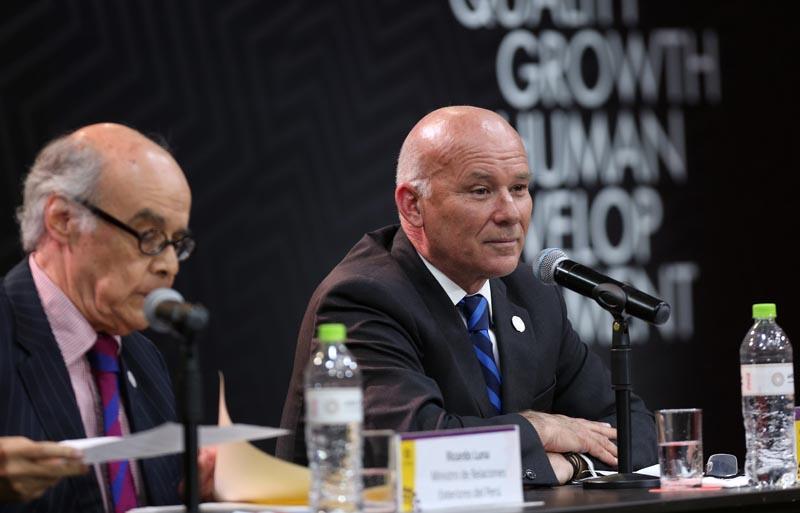 APEC 2016: Ministros culminan estudio para área de libre comercio Asia Pacífico