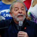 Lula dice que dinero bloqueado en fondos de pensión lo obtuvo en conferencias