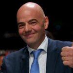 Infantino: Sería un honor trabajar con Diego Armando Maradona