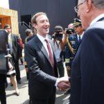 PPK se reunió con Zuckerberg y destaca buena imagen del Perú (VIDEOS)