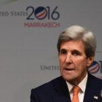 """Kerry cree que los compromisos climáticos """"no pueden ni van a ser revocados"""""""
