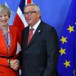 Juncker hablará este viernes con May tras el dictamen sobre brexit