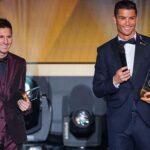 Cristiano y Messi vuelven a encabezar la lista de aspirantes a mejor jugador