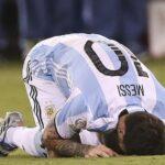Selección argentina: Lionel Messi explotó tras goleada en Brasil ( VIDEO)