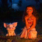 Film Moana navega hasta el número uno en taquilla con 81 millones de dólares