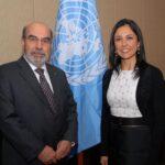 FAO monitoreará a Nadine Heredia para tomar medidas apropiadas