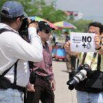 Las agencias piden seguridad para periodistas y libertad de información