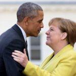 """Obama y Merkel llaman a Trump a mantener alianzas basadas en los """"valores comunes"""""""