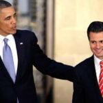 Obama y Peña Nieto se comprometen a fortalecer relaciones bilaterales