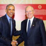 APEC: Presidente Kuczynski se reunió con Barack Obama (VIDEO)
