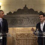Obama pide alivio de la deuda para Grecia en su reunión con Tsipras