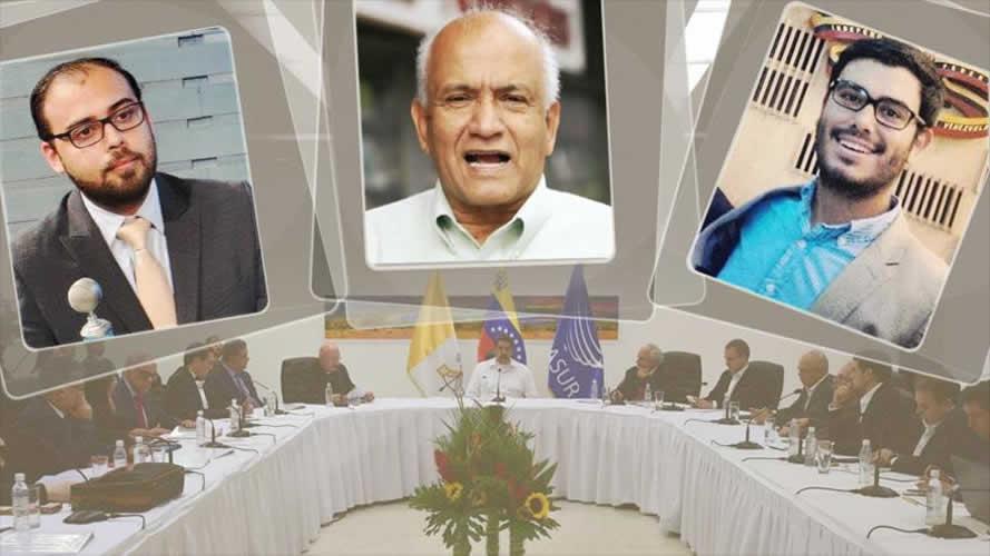 Gobierno libera a cinco presos políticos — Venezuela