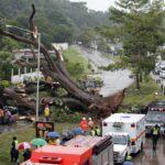 Panamá: Aumentan a 4 los muertos y hay un desaparecido por tormenta Otto