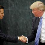 Presidente Peña Nieto y Trump dialogarán sobre nuevo rumbo bilateral