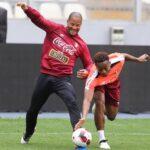 Perú vs. Brasil: Selección peruana trabajó en el Nacional