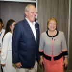 Canciller confirma reunión entre Kuczynski y Bachelet en Santiago