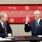APEC: Kuczynski y Putin acuerdan triplicar comercio entre Perú y Rusia (VIDEO)