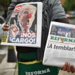 Prensa azteca: ¡A temblar con el triunfo de Donald Trump!