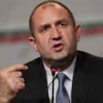 Bulgaria: Primeros resultados confirman victoria de Radev con socialistas