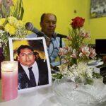 Gobierno ofrece recompensa para capturar a asesino de periodista
