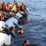 Libia: 8 muertos y 100 inmigrantes desaparecidos al naufragar barco