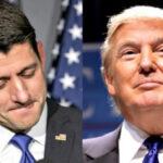 """EEUU: Paul Ryan reconoce la victoria """"increíble"""" de Donald Trump"""