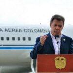 Presidente de Colombia llega a Perú para asistir como invitado al APEC