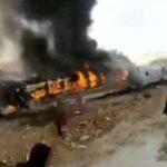 Irán: Al menos 40 muertos al chocar dos trenes de pasajeros