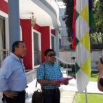 Dos sindicalistas chilenos piden asilo político en Consulado boliviano