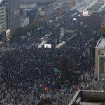 Decenas de miles de surcoreanos vuelven a pedir dimisión de su presidenta