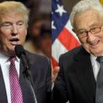 EEUU: Donald Trump pide consejos a Henry Kissinger sobre seguridad