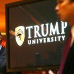Donald Trump evita testificar en juicio mediante acuerdo de pago en demandas
