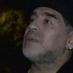 """Maradona llega a Cuba para despedir a su """"segundo papá"""" Fidel Castro"""