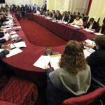 Permanente debatirá este jueves proyectos de ley del Ejecutivo