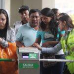 Metro de Lima: Redoblan medidas de seguridad en estación Gamarra por Navidad (VIDEO)