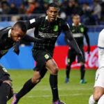 Mundial de Clubes: Atlético Nacional cae 3-0 y recibe consuelo del Chapecoense