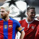 Champions League: Barcelona enfrentará a PSG en octavos de final