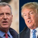 Alcalde de Nueva York pide US$35 millones para seguridad a Donald Trump