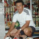 Héctor Chumpitaz internado en clínica para observación médica