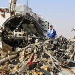 Hallan restos de explosivos en cadáveres de víctimas de avión EgyptAir